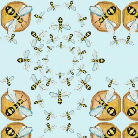 14370 |pszczoły  beedance0