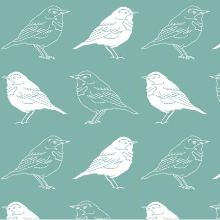 14431 | Ptaki jasny niebieski