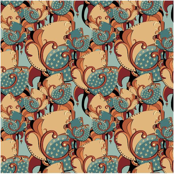 Fabric 14451 | SECRET LETTER