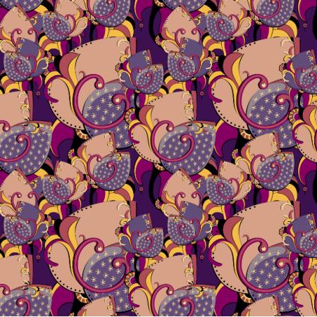 Fabric 14454 | SECRET LETTER