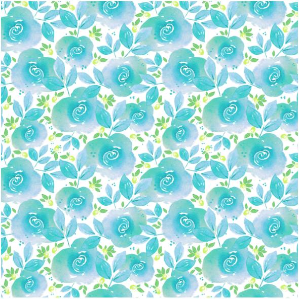Fabric 14458 | ROSE GARDEN