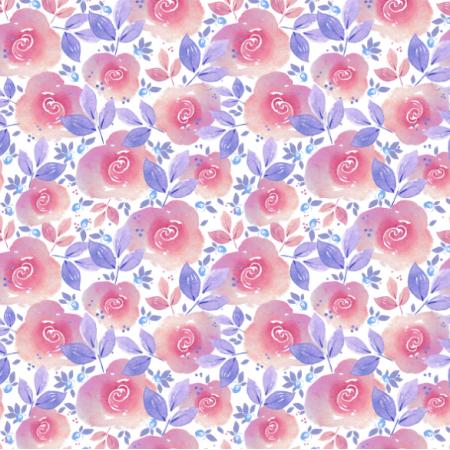 Fabric 14461 | ROSE GARDEN
