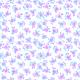 Tkanina 14466   Baby flowers