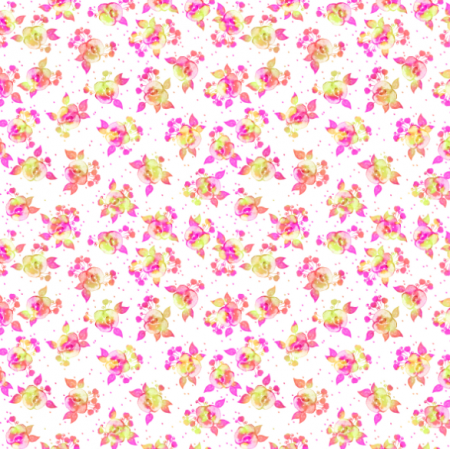 Fabric 14469 | Baby flowers