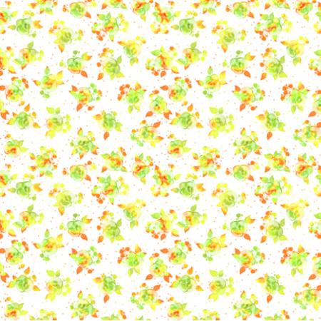 Tkanina 14470 | Baby flowers