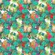 Fabric 14479 | PARADISE BIRDS