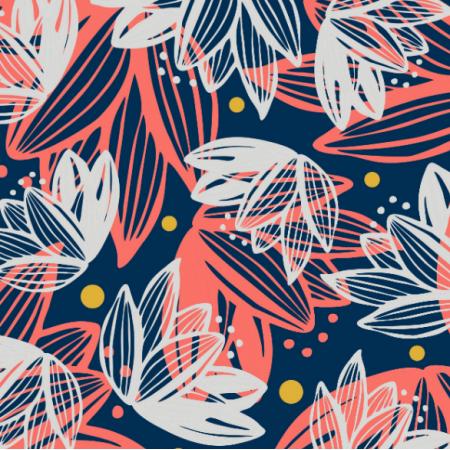 14527 | Kusuma ażurowe kwiaty