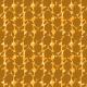 Fabric 14545 | bold flower silhouette yellow