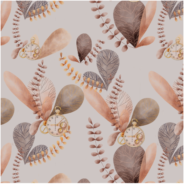 Fabric 14554 | Czas