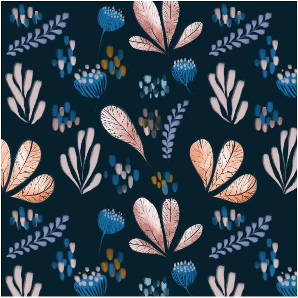 Fabric 14566 | OgrÓd nocĄ