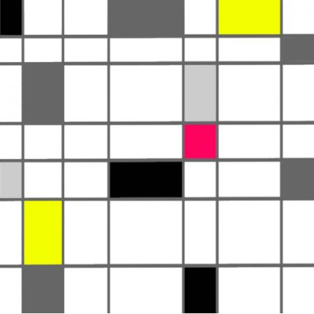 Fabric 14595 | Prostokąty i kwadraty 00
