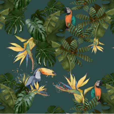 Fabric 14649 | Dżungla