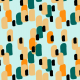 Fabric 14657   Meadow flowers