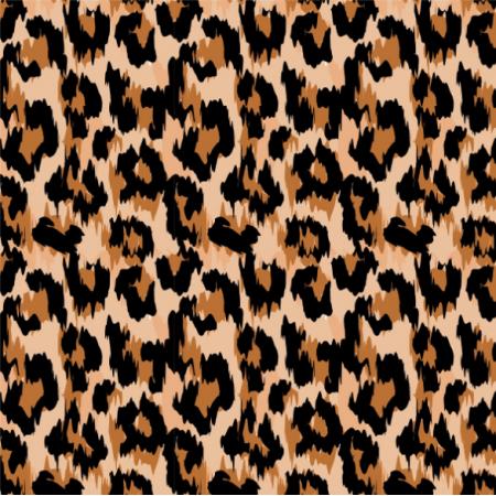 Fabric 14682 | pantera klasyczna