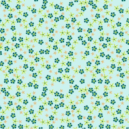 Fabric 14690 | Meadow flowers