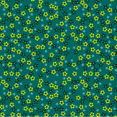 Fabric 14692 | Meadow flowers