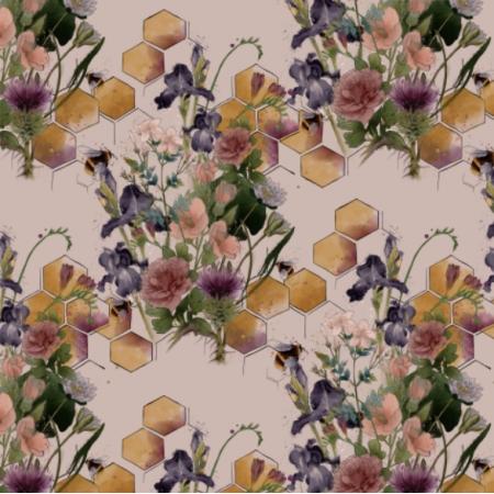 Fabric 14705 | MioDowy bukiet