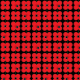 Fabric 14722 | Maki Black SMall