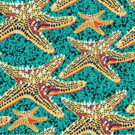 Tkanina 14759 | Starfish