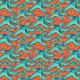 Fabric 14761 | Starfish