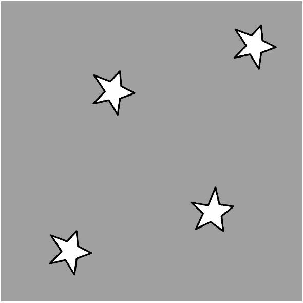 Tkanina 14790 | Stars 2