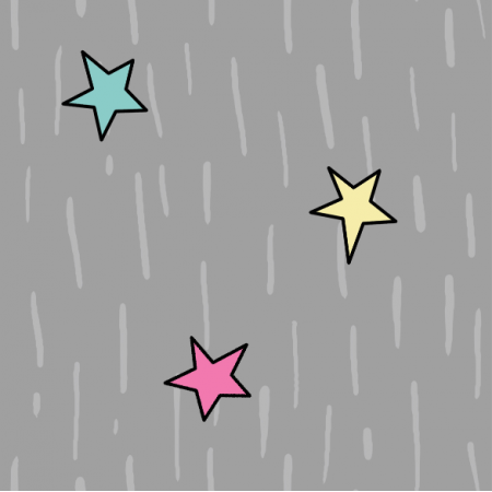 Fabric 14791 | Stars on gray 2