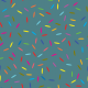 Tkanina 14891   konfetti brittany blue XL
