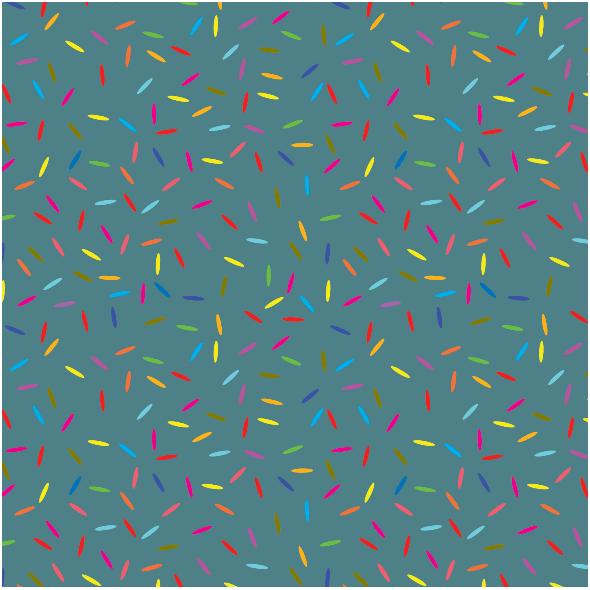 Tkanina 14892   konfetti brittany blue Small