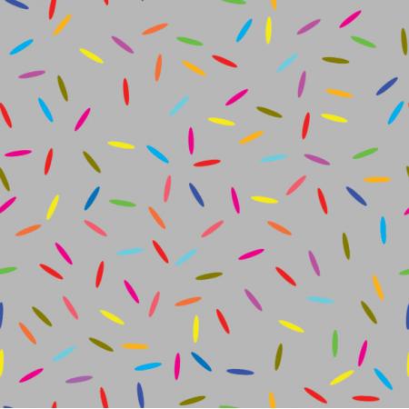 14894 | konfetti Grey XL