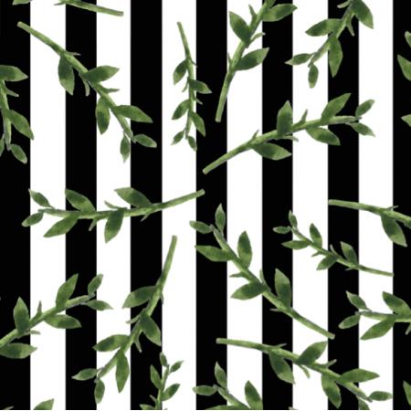Fabric 14895 | Green loo