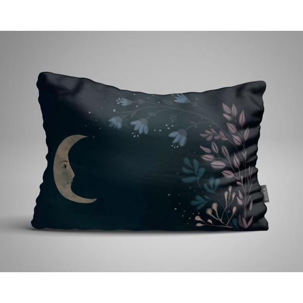Fabric Pillow panel Unicorn