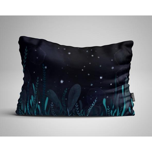 Tkanina Panel poduszka Miś Polarny