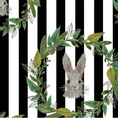 Tkanina 14931 | bunny mr dee