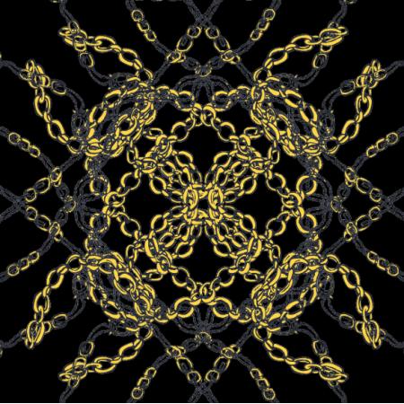 Tkanina 14936 | chain