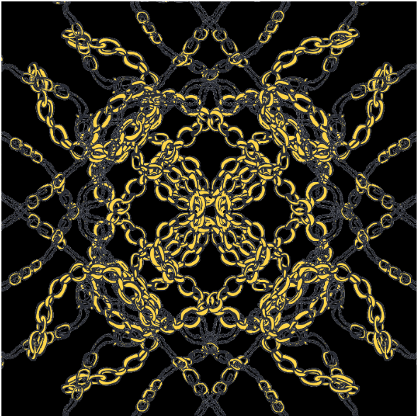 Fabric 14936 | chain