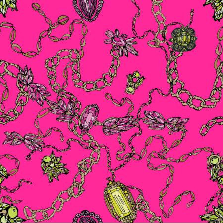 Fabric 14937 | bijou
