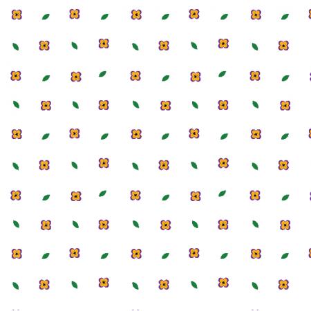 Tkanina 14944 | Bratki mini