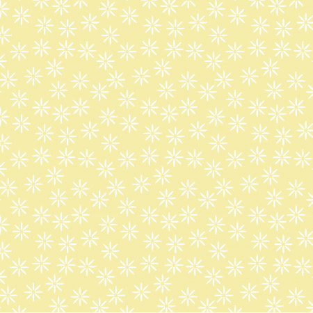 Fabric 14963 | stokrotki mellow yellow SMALL