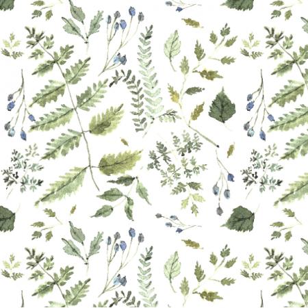 Fabric 15169 | Paprotki
