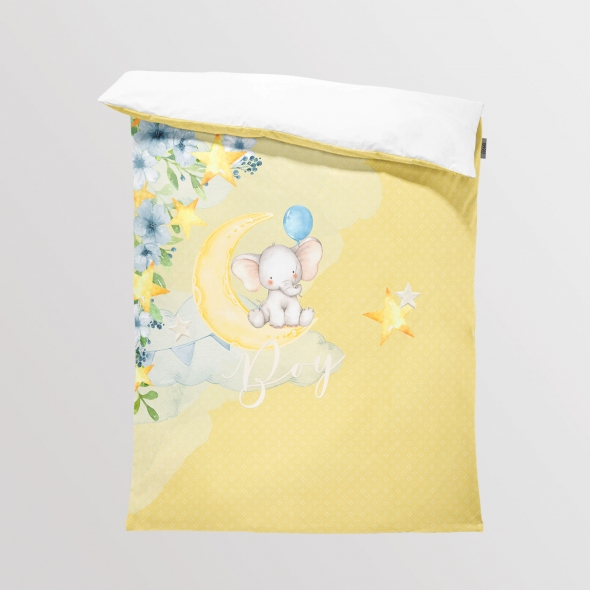 Fabric Bedding/Blanket Little love boy 2