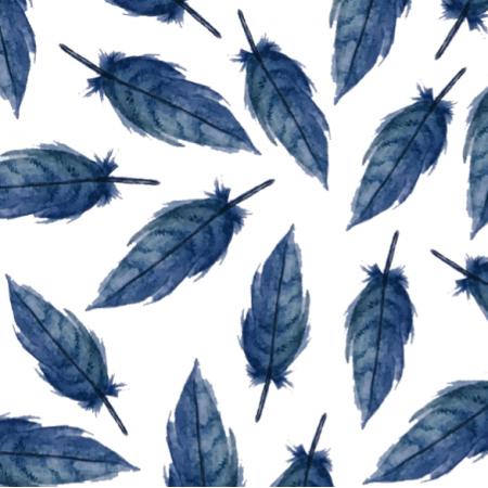 Fabric 15268 | PIÓRA od Koguciura