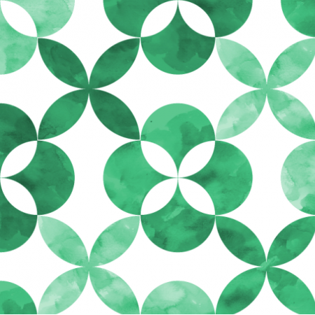 15403 | Green Watercolor Tiles