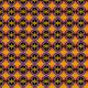Fabric 15449 | Pawie oko