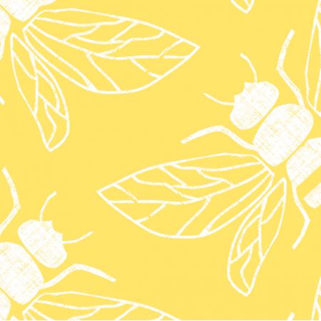 15452 | PollINATOR BEES YELLOW