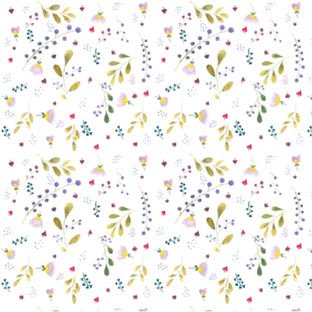 Fabric 15540 | meadow aquarel 1