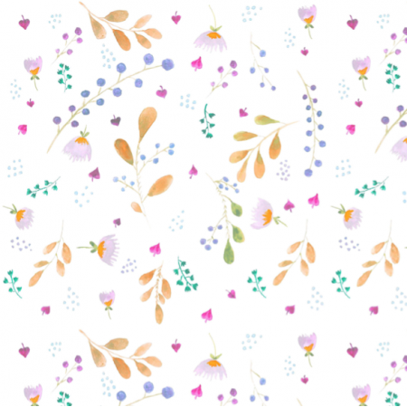 Fabric 15541 | meadow aquarel 2