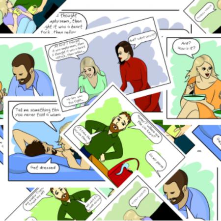 15647 | Życie jak komiks (kasandra rysuje)