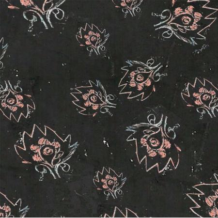 Fabric 1727 | śWIECÓWKI DROBNE KWIATY