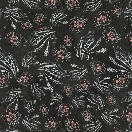 Fabric 1728 | kWIATY śWIECÓWKI