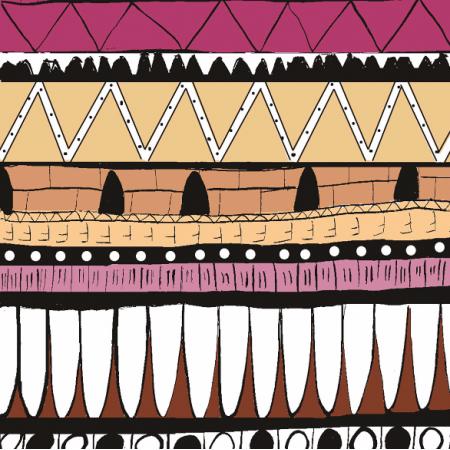 Fabric 1730 | iNDIAŃSKI KOC